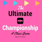 Long Division Ultimate Math Championship Game for 4th, 5th