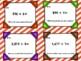 Long Division Word Problem Task Cards (one digit divisor)