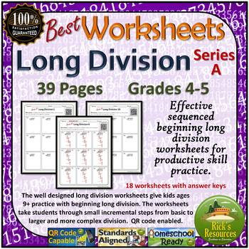 beginning division worksheets teaching resources  teachers pay teachers best long division worksheets beginning levels best long division  worksheets beginning levels