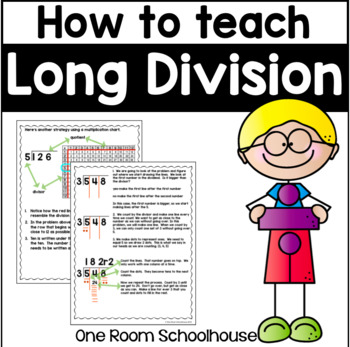 Long Division for Kids Who Can't Multiply by One Room ...