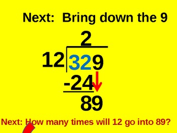 Long Division for Visual Learners