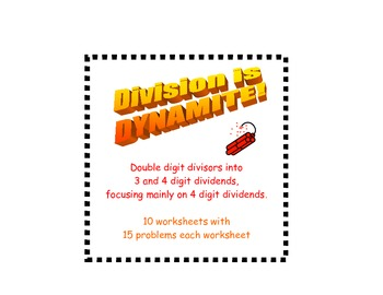Long Division is Dynamite!