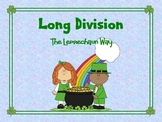 Long Division the Leprechaun Way