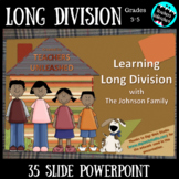 Division PowerPoint Lesson {Long Division}
