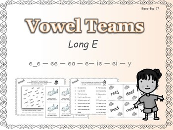 Long Vowels: Long E NO PREP