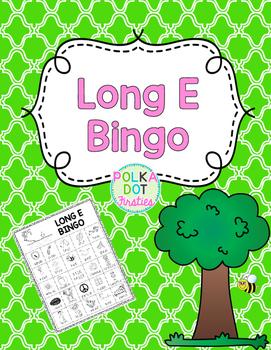 Long E BINGO