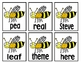 Long E {Bee} Decodable Word Game