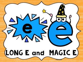 Long E Double E Posters