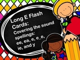 Long E Flashcards