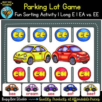 Long E Game: Parking Lot (-EE- and -EA-)