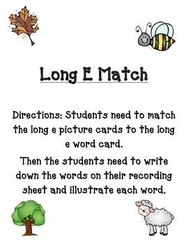 Long E Match