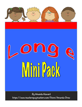 Long E Mini Pack
