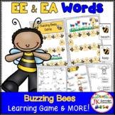 Long E Phonics Game {EDITABLE}