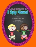 Long E/ Short E I Spy Game