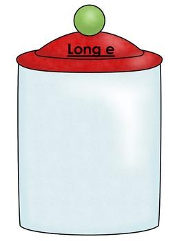 Long E Short E Xmas Cookie Jar sort