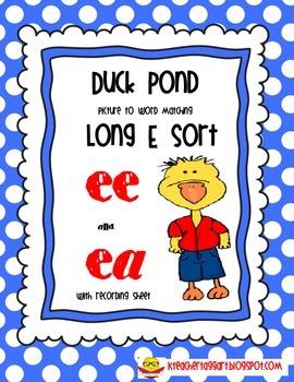 Sort Long E (ee and ea)