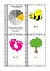 Long E Sound Vowel Combination (e,ea,ee,ey,ie,y) 6 mini books