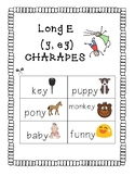 "Long E Spelled ""ey"" and ""y"" Charades"
