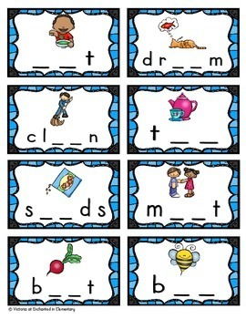 Long E Vowel Teams Sort