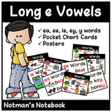 Long E Vowels