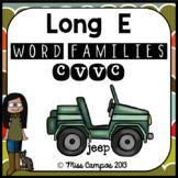 Long Vowels Long E Double E