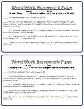 Long E Word Sort - Intermediate