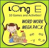 Long E - Word Work Mega Pack