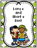 Long E and Short E Sort