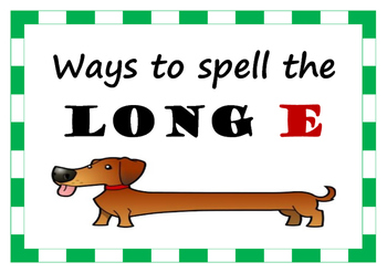 Long E display