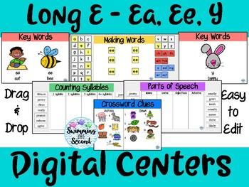 Long E (ea, ee, y) Digital Centers
