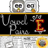EE EA  Vowel Pairs