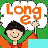 Long E words