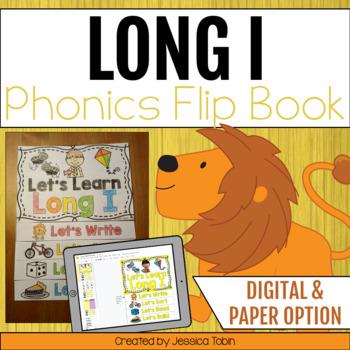 Long I Flip Book