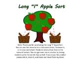 Long I Apple Tree Sort [NO PREP!]