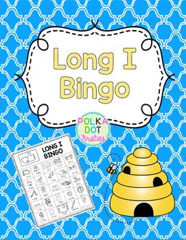 Long I BINGO