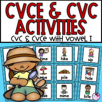 Long I CVC to CVCe Unit