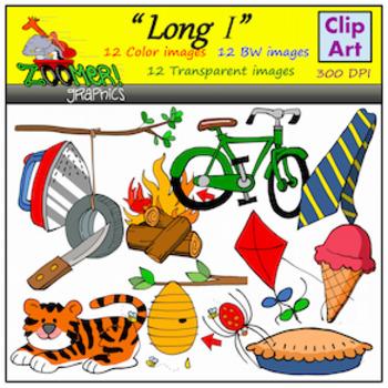 Long I Clipart
