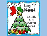 Long 'I' Digraph Literacy Center Games