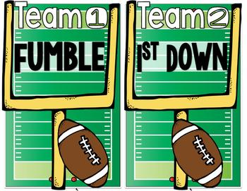 Long I (Sneaky E) Football
