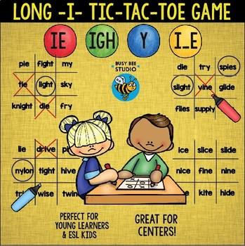 Long I Game: Tic-Tac-Toe