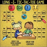 Long I Game: Tic-Tac-Toe