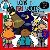 Long I: IGH Words Clip Art Set - Chirp Graphics