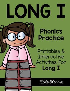 Long I Interactive Phonics Practice