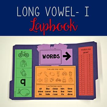 Long I Lapbook