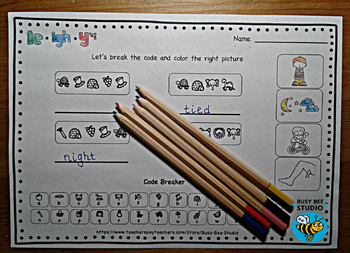Long I: Let's Break the Code! ie, igh, y sounds like i