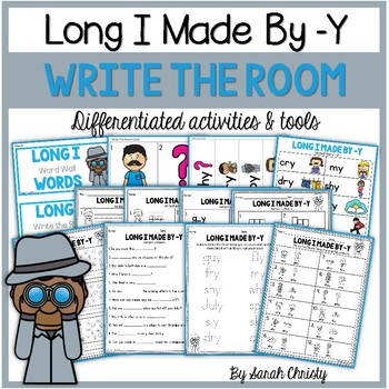 Long I Made By -Y Write the Room