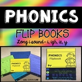 Long I | Phonics Flip Book | Journeys Luke Goes to Bat
