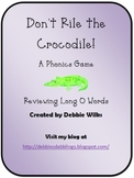 Long I Phonics Game Pack - Don't Rile the Crocodile