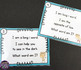 Long I Phonics Riddle Task Cards