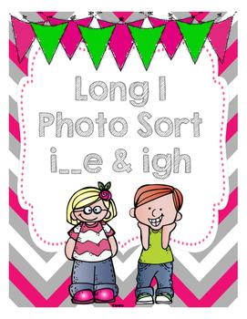 Long I Photo Sort